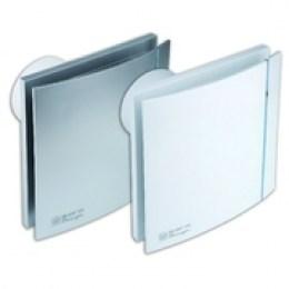 S P SILENT DESIGN - 100CZ Εξαεριστήρας μπάνιου Ασημί de38508a105